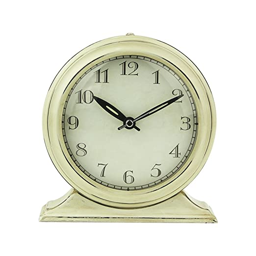 SESO UK- Reloj de Mesa Antiguo Americano Que Hace tictac los ...