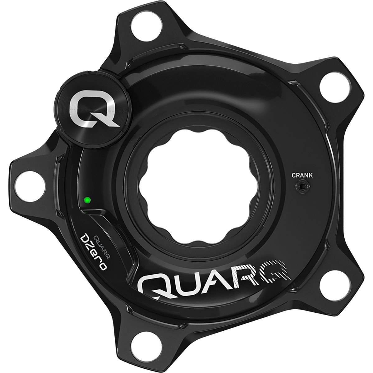 Quarq DZERO Powermeter Spider for Specialized 110 mm BCD Spiderのみ B0756L7D1Z
