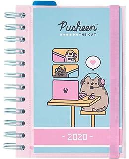 Agenda escolar 2019/2020 día página S Pusheen The Cat ...