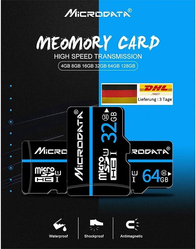 Capacidad Real Tarjeta Micro SD 32 GB, clase 10 original ...