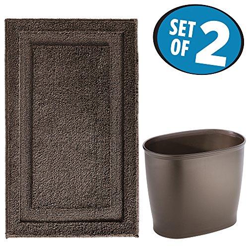 espresso bathroom set - 2