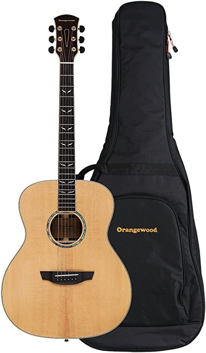 Orangewood Brooklyn Grand Concert Acoustic Guitar