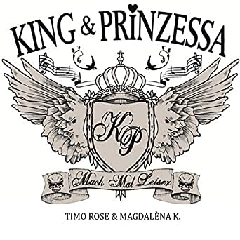 mach mal leiser by king und prinzessa on amazon music. Black Bedroom Furniture Sets. Home Design Ideas