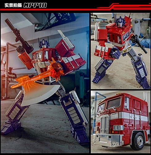 G1 transformers optimus prime masterpiece
