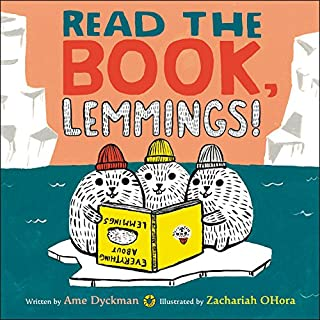 Book Cover: Read the Book, Lemmings!
