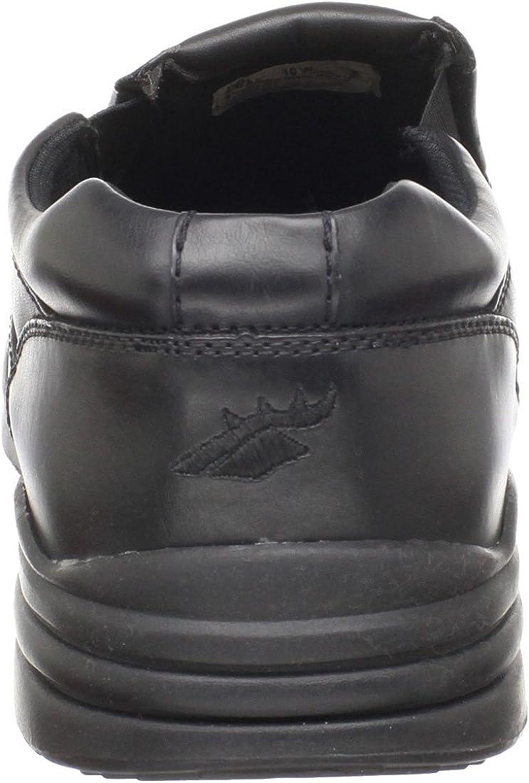 Deer Stags Mens Goal S.U.P.R.O Sock Leather Dress Comfort Casual Slip-on