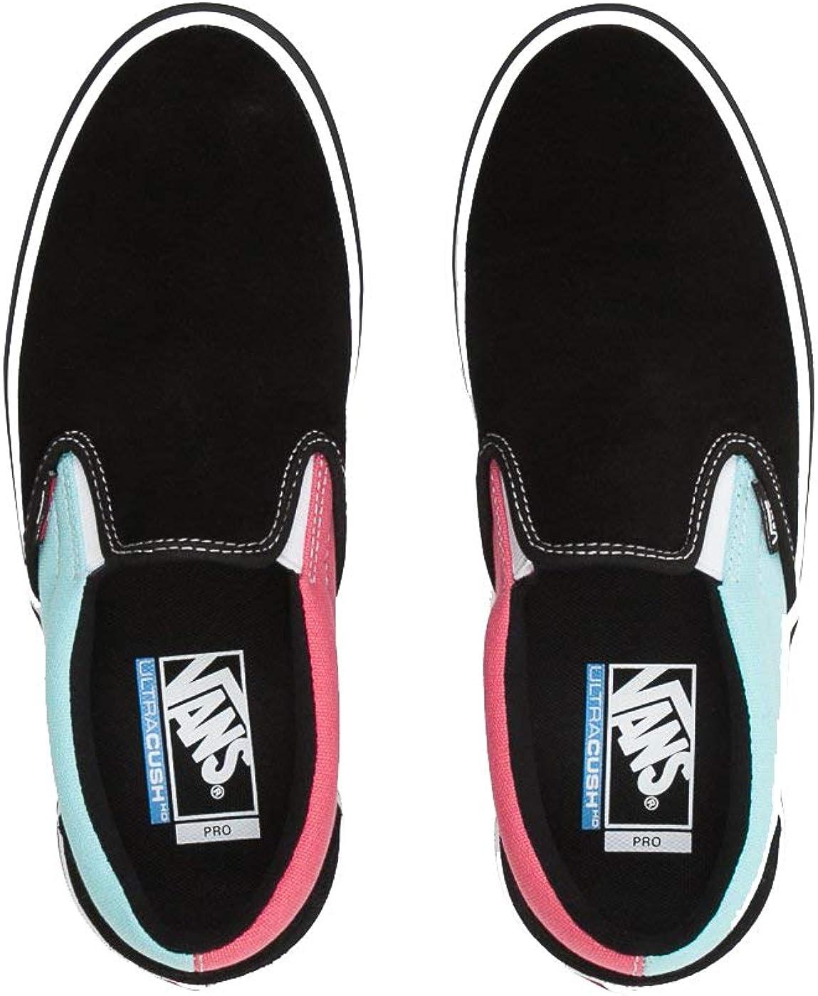 Vans Slip-On Pro (Asymmetry) Black/Blue