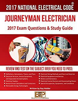 Miraculous Amazon Com 2017 Journeyman Electrician Exam Questions And Study Wiring Digital Resources Remcakbiperorg