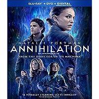 Annihilation [Blu-ray + DVD + Digital HD]