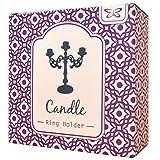 Candle Ring Holder Christmas Xmas Holiday Stocking Filler Secret Santa Novelty Present