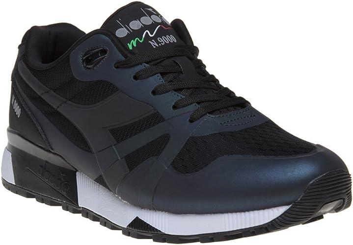 Diadora N9000 Mm Hologram Uomo Sneaker Nero: Amazon.it