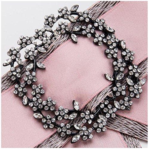 Femmes Broche Cristal De La Mode Balancent Mariage 4