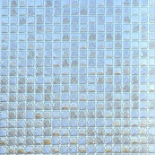 infactory Sichtschutz-Folie Scherbe 40x200 cm statisch haftend