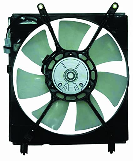 Depo 312-55011-101 Radiator Fan Assembly