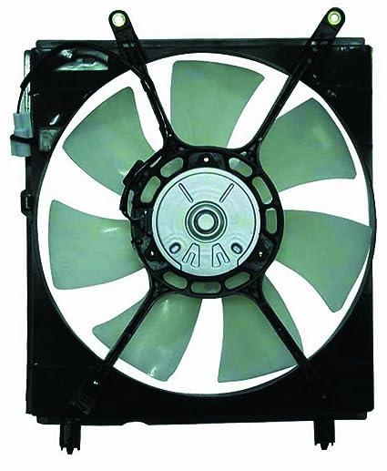 Depo 312-55011-101 Radiator Fan Assembly