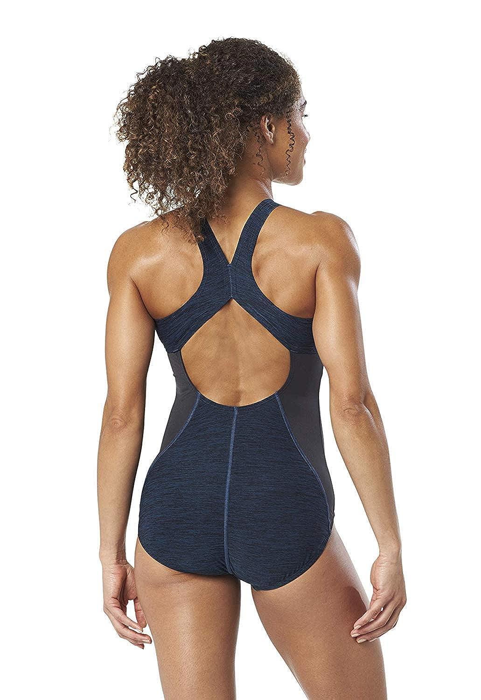 Speedo Womens Texture Touchback Endurance+