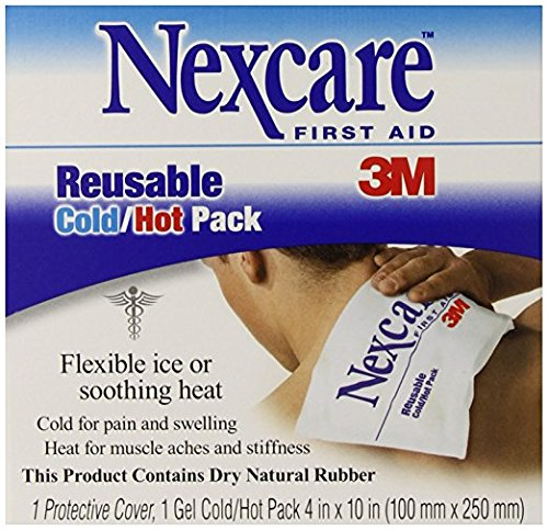 Nexcare First Aid Reusable Cold/Hot Pack - 3PC