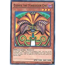 Yu-Gi-Oh! - Exodia the Forbidden One (YGLD-ENA17) - Yugi's Legendary Decks - 1st Edition - Ultra Rare by Yu-Gi-Oh!