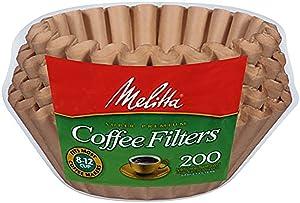 MELITTA COFFEE FLTR BASKET 200PC