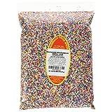 Marshalls Creek Spices Refill Pouch Nonpareils Seasoning, Rainbow, XL, 20 Ounce