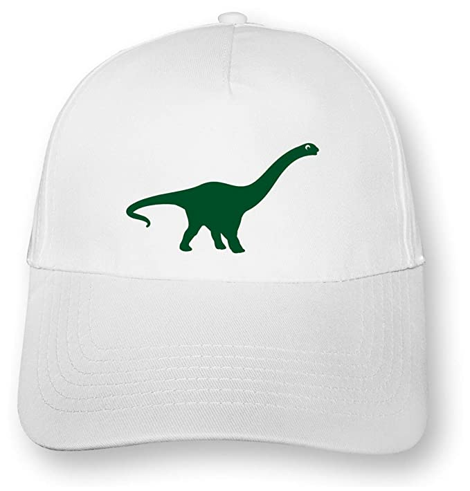 Dinosaurier Apatosaurus Kinder Kappe für Jungen und Mädchen  8 Farben One Size