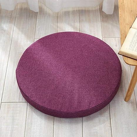 Amazon.com: Almohadilla para silla, cojín redondo para ...