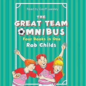 The Great Team Omnibus Audiobook