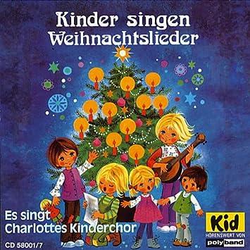 Weihnachtslieder Cd.Kinder Singen Weihnachtslieder
