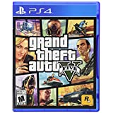 Grand Theft Auto V - PlayStation 4 - Standard Edition