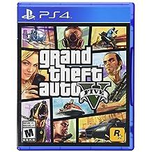 Grand Theft Auto V - PlayStation 4 - Standard Edition
