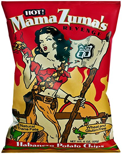 Which is the best mama zuma chips route 11?