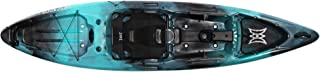 product image for Perception Pescador Pro 12 | Sit on Top Fishing Kayak with Adjustable Lawn Chair Seat | Large Front and Rear Storage | 12'