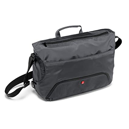 14b4b8cdb8 Manfrotto Advanced Befree Messenger Bag for Camera  Amazon.co.uk   Electronics