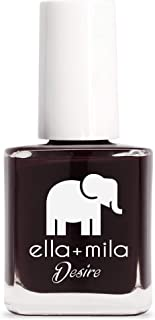 product image for ella+mila Nail Polish, Desire Collection - Wine Me Up