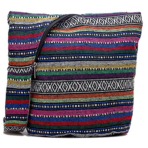 Handmade Hobo Bag Bag Bags Women's Line Violet Top Bags Handbag Large Crossbody WITERY Zip Shoulder Wallet Shopping Sling Messenger 80xqxApO