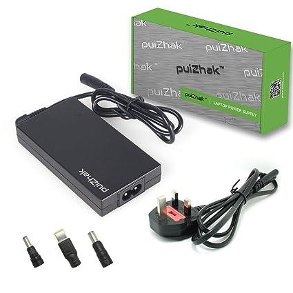 Puizhak - Cargador universal ultrafino para portátil Lenovo ...