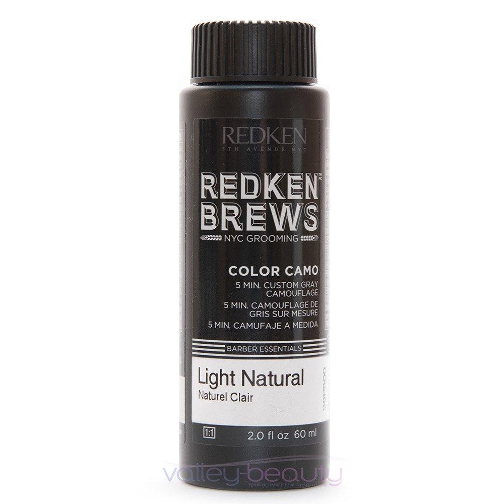 Redken For Men 5 Minute Color Camo - Light Natural 2oz