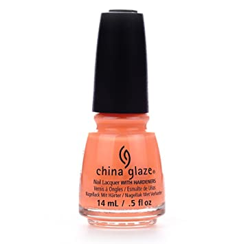 Amazon.com : China Glaze Nail Polish, Flip Flop Fantasy, 0.5 Ounce ...