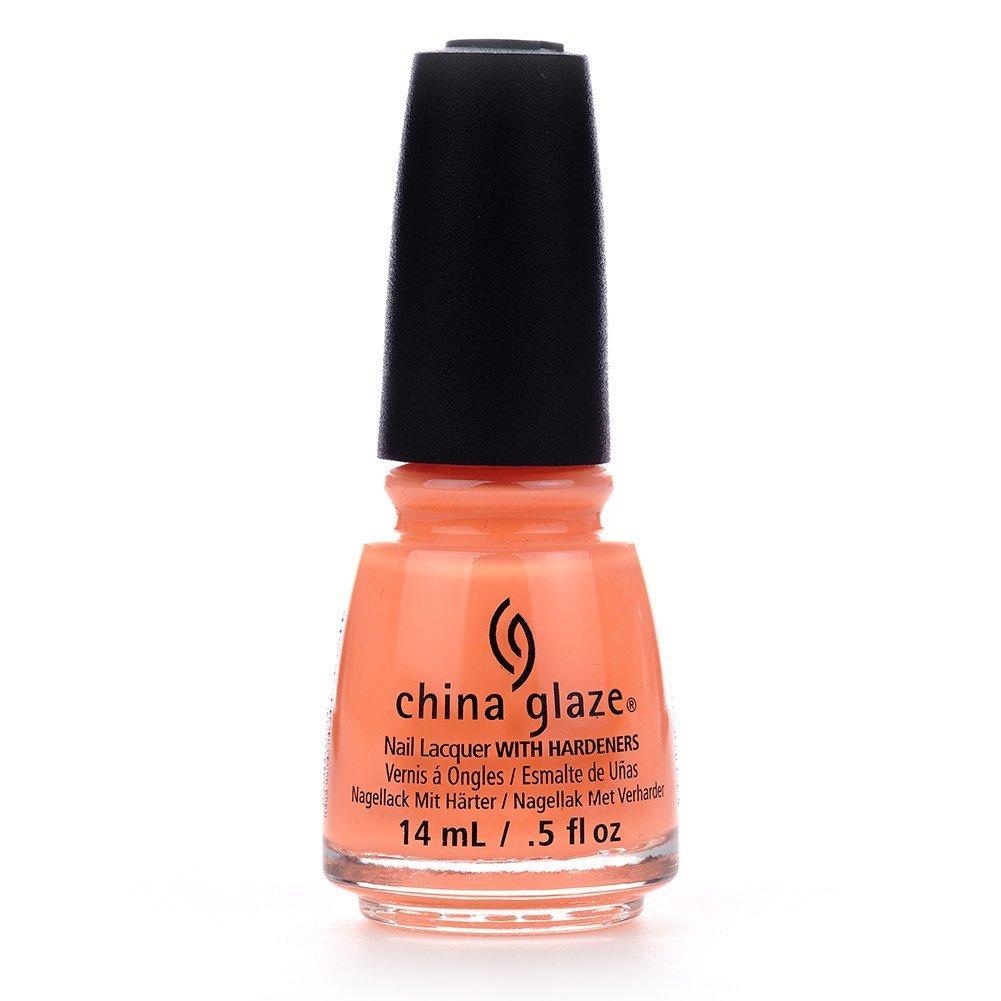 China Glaze Nail Polish, Flip Flop Fantasy, 0.5 Ounce