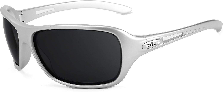Revant Verres de Rechange pour Revo Highside RE4040 - Compatibles avec les Lunettes de Soleil Revo Highside RE4040 Noir Furtif - Non Polarisés