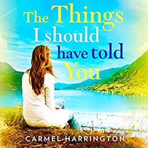 The Things I Should Have Told You Audiobook