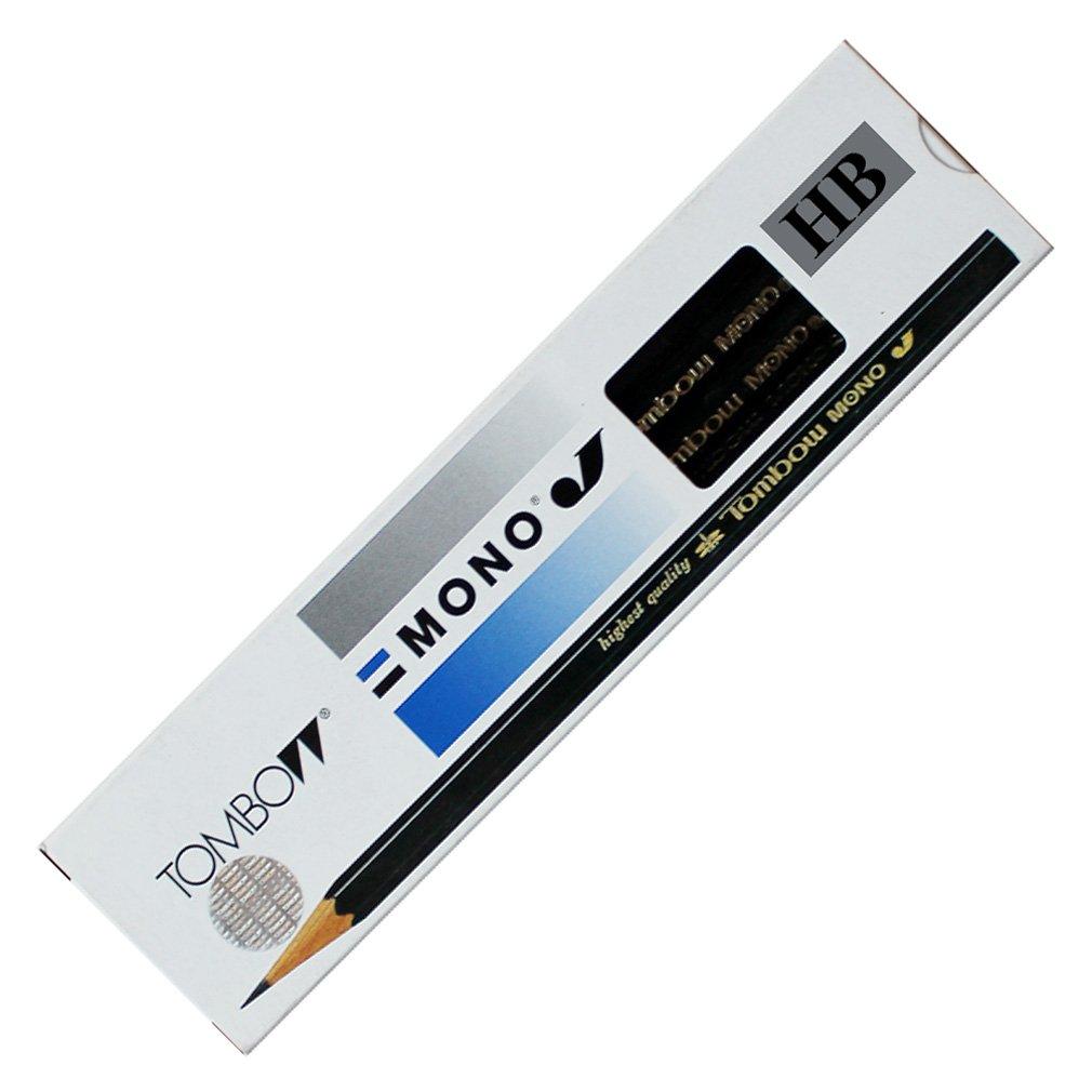 12 Lapices Tombow Mono J (HB)