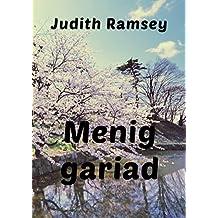 Menig gariad (Welsh Edition)