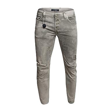 Herren Jeans Hose Trousers von Imperial Farbe Grün Olive  Amazon.de ... c57b6676b1