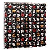 Betty Boop Shower Curtain HannahMia 72