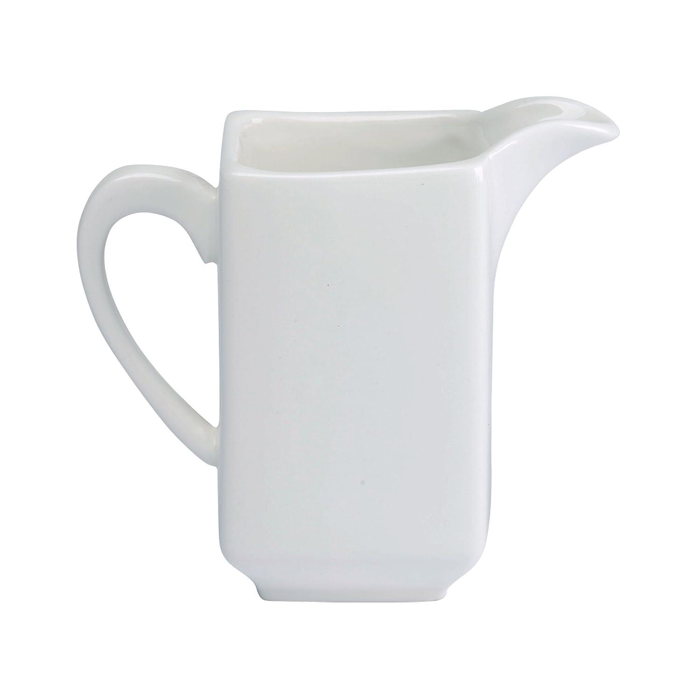 11/x 5,7/x 9.8/cm Porcelain Dajar Porto Milk Jug 210/ml White
