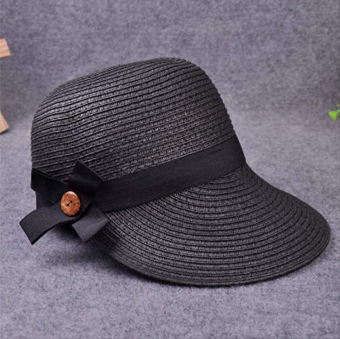 446d5ab7e97c Sombrero de Verano para Mujer,Visor Sombreros de Sol para Mujer ...