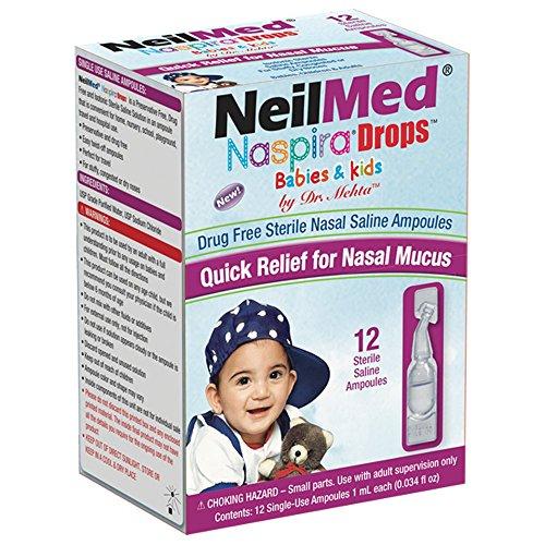 NeilMed Naspira Drops 0 16 Pound product image