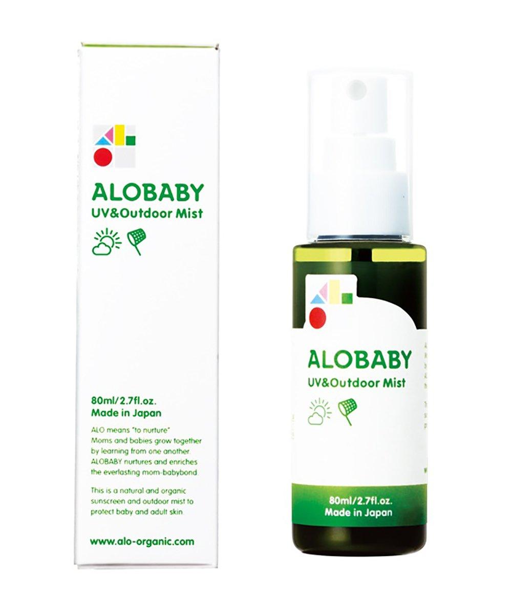 ALOBABY(アロベビー)UV&アウトドアミスト