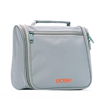 Image Unavailable. Image not available for. Color  AI Wash Bag Travel Wash  Storage Cosmetic Bag Portable Water Repellent Large Capacity Bag - For 6641dce2ff